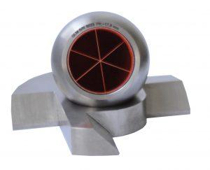 Absteckadapter zum Anreißen für Tachymeter
