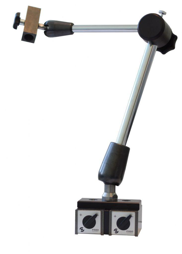 Baseholder heavy for eccentric target adapter
