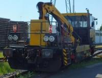 Gleisbaufahrzeuge