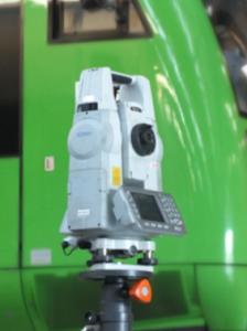 Industrietachymeter NET1AX II