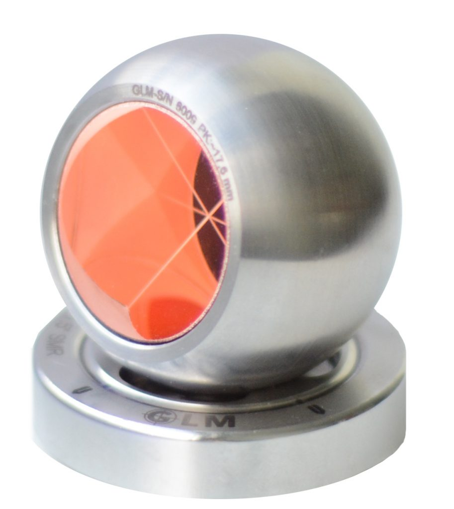 Tooling Ball Reflector  with base