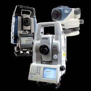 optische Vermessungsinstrumente